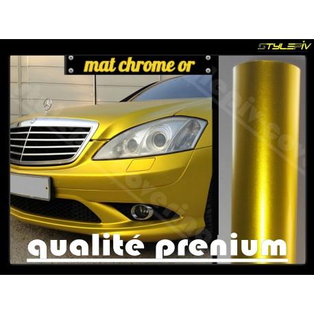 film covering mat chrome or 152 x 30 cm
